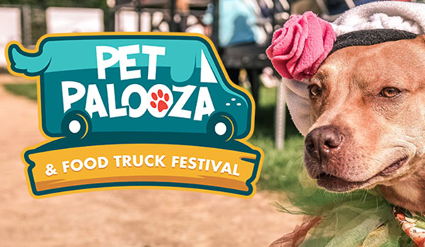 Pet Palooza and Food Truck Festival